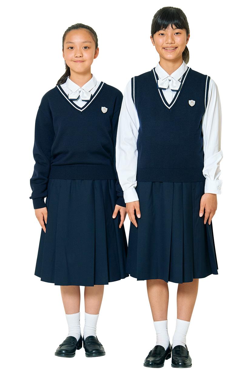 中学 親和 女子